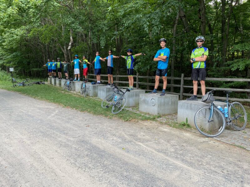 2021 Extreme Challenge Ride – Boys Team 1