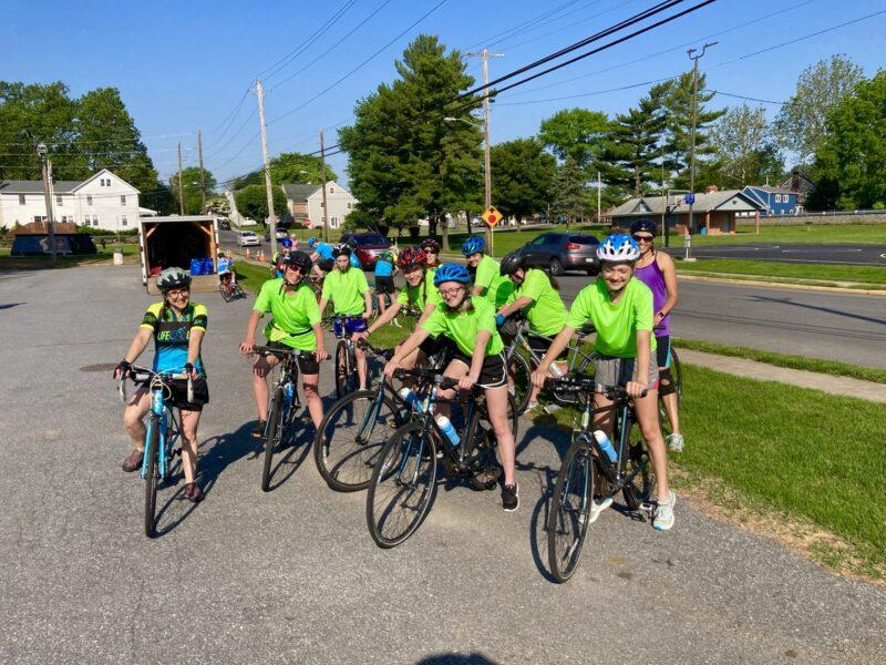 2021 Ride Program – Girls Team